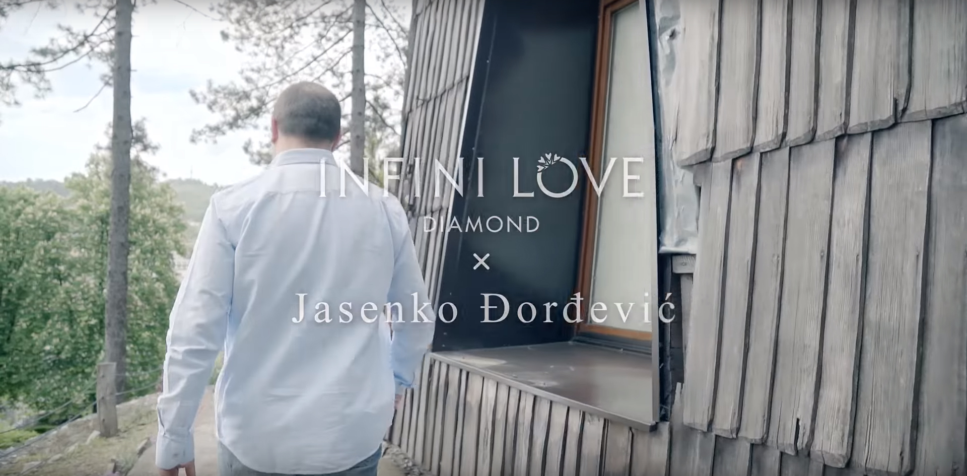 Jasenko Dordevic on commercial